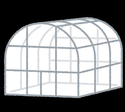 ビニールハウスの画像