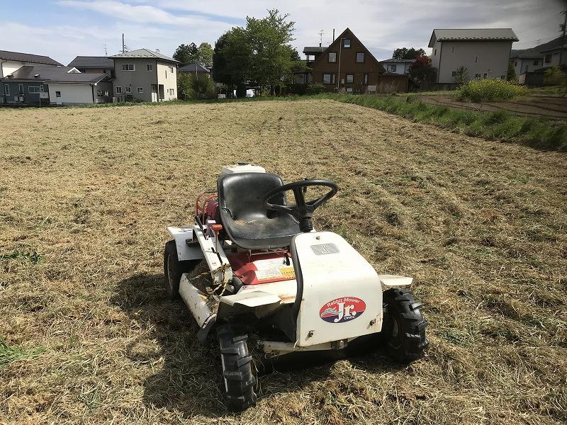 草刈り機の画像